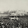 Chicago Day At Worlds Fair Columbian Exposition 1893 by Historic Photos