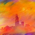 Chicago Fire by Ellen Cannon