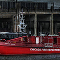 Chicago Fire by Evie Carrier