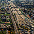 Chicago Highways 02 by Thomas Woolworth