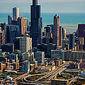 Chicago Highways 05 by Thomas Woolworth