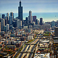 Chicago Highways 06 by Thomas Woolworth