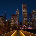 Chicago Lights by Steve Gadomski