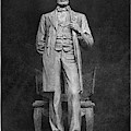 Chicago Lincoln Statue by Granger