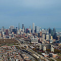Chicago Looking North 01 by Thomas Woolworth