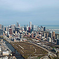 Chicago Looking North 02 by Thomas Woolworth