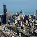Chicago Looking North 03 by Thomas Woolworth