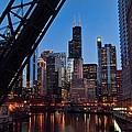 Chicago Loop by Jeff Lewis