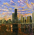 Chicago by Mike Rabe
