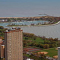 Chicago Montrose Harbor 01 by Thomas Woolworth