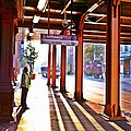 Chicago Morning @ The Brown Line Armitage by Eleanor Abramson