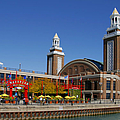 Chicago Navy Pier Headhouse by Christine Till