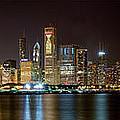 Chicago  Nhl Blackhawks by Patrick  Warneka