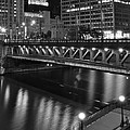 Chicago Nights by Frozen in Time Fine Art Photography