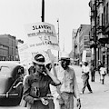 Chicago Protest, 1941 by Granger