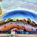 Chicago Reflected by Jeff Kolker