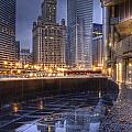 Chicago Reflected by Lindley Johnson