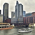 Chicago River by Frozen in Time Fine Art Photography