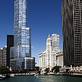 Chicago River Scenic by Margie Hurwich