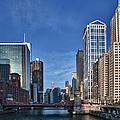 Chicago River by Sebastian Musial