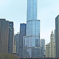Chicago River Sights by Ann Horn