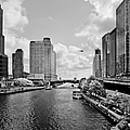 Chicago River - The River That Flows Backwards by Christine Till