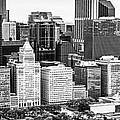 Chicago Skyline Aerial Panorama Photo by Paul Velgos