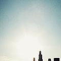 Chicago Skyline I by Margie Hurwich