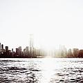 Chicago Skyline II by Margie Hurwich