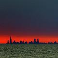 Chicago Skyline by Scott Wood