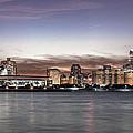 Chicago Sunset by John McGraw