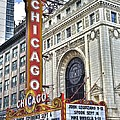 Chicago Theater by Frozen in Time Fine Art Photography