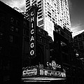 Chicago Theater  by Sue Conwell