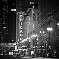 Chicago Theatre - Grandeur And Elegance by Christine Till