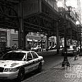 Chicago Train Loop by Gregory Dyer