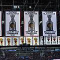 Chicago United Center Banners by Thomas Woolworth