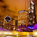 Chicago Walkway by John McGraw