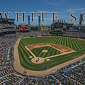 Chicago White Sox Us Cellular Field Name by David Haskett II