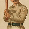 Chicago White Stockings 1887 by George Pedro