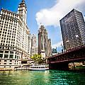 Chicago Wrigley Tribune Equitable Buildings Photo by Paul Velgos