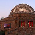 Chicago's Adler Planetarium by Adam Romanowicz