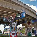 Chicano Park by Todd Hartzo