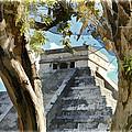 Chichen Itza - Yucatan Mexico by Jon Berghoff