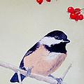 Chickadee by Laurel Best