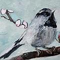 Chickadee by Saundra Lane Galloway