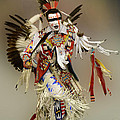 Pow Wow Dreamtime 1 by Bob Christopher