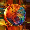 Chicken In The Round by Robin Moline