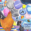 Chicken Littles Sky Collection by Catherine G McElroy
