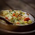 Chicken Stew by Mythja  Photography