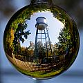 Chico Water Tower by Robert Woodward